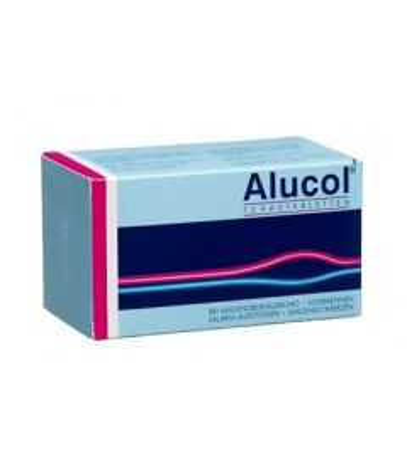 ALUCOL Kautabl 72 Stk