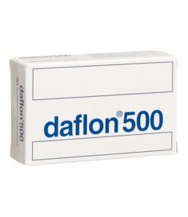 DAFLON Filmtabl 500 mg 30 Stk