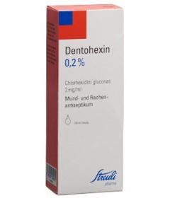 DENTOHEXIN Lös 100 ml