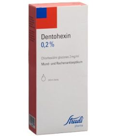 DENTOHEXIN Lös 200 ml