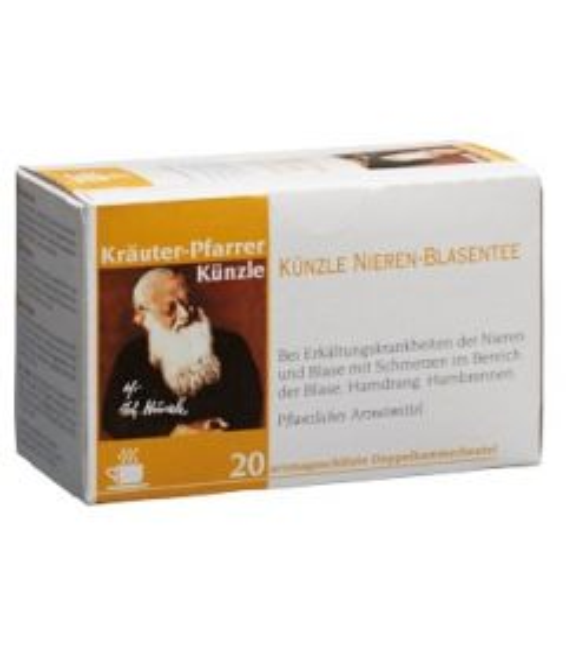 KÜNZLE Nieren Blasentee 20 Btl 1.5 g