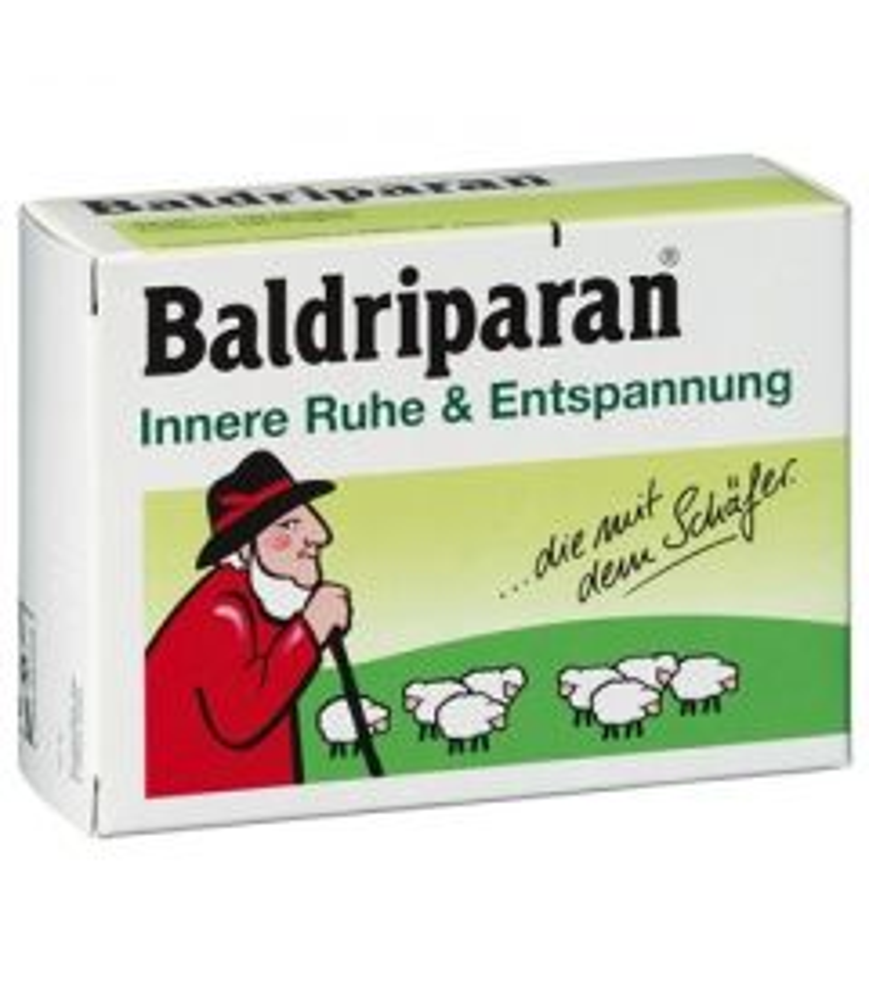 BALDRIPARAN Drag 40 Stk