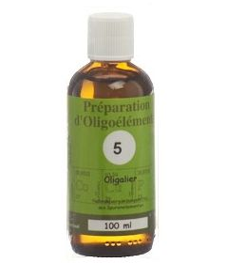 BIOLIGO No 05 Préparat doligoéléments Fl 100 ml