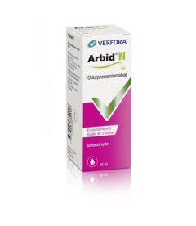 ARBID N Tropfen Fl 30 ml