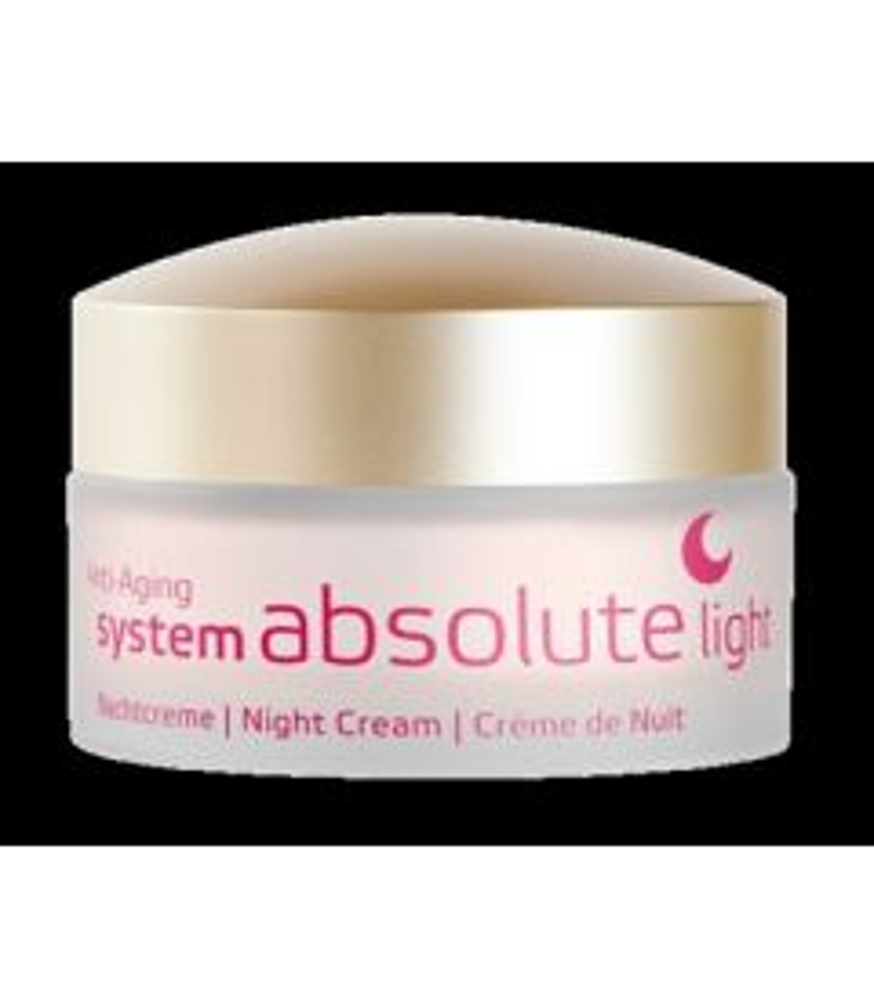 BÖRLIND ABSOLUTE Nachtcreme Light 50 ml