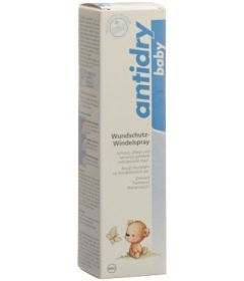 ANTIDRY baby Wundschutz-Windelspray 100 ml