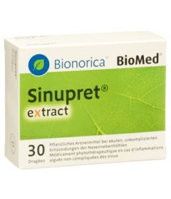 SINUPRET extract Drag 30 Stk