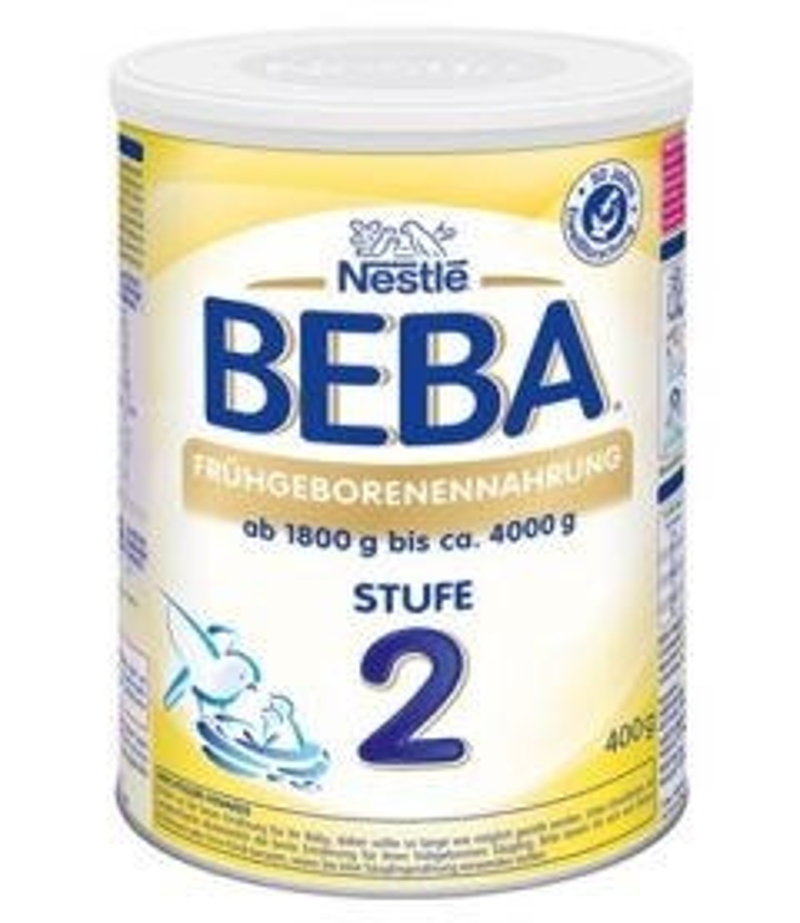 BEBA Frühgeborenennahrung Stufe 2 Ds 400 g
