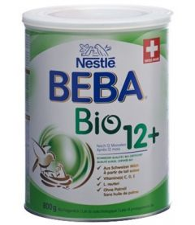 BEBA Bio 12+ nach 12 Monaten Ds 800 g
