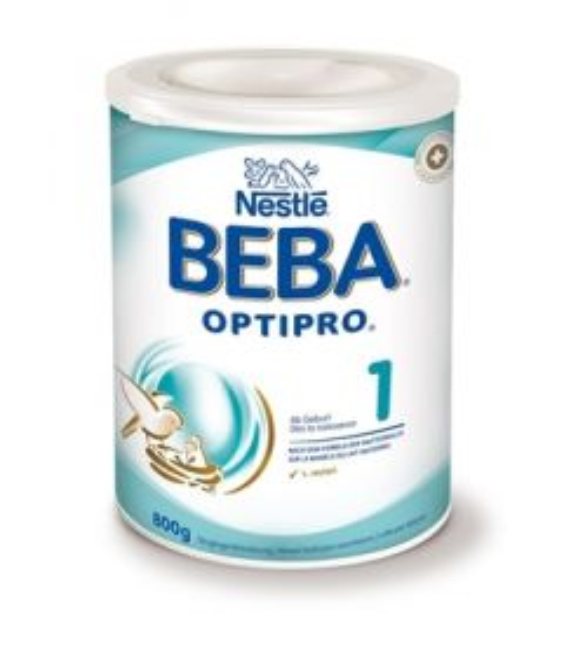 BEBA Optipro 1 ab Geburt Ds 800 g